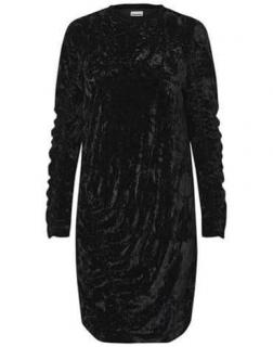 Velvet kleit